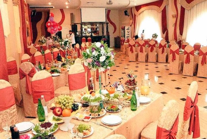 банкетный зал в краснодаре с фото