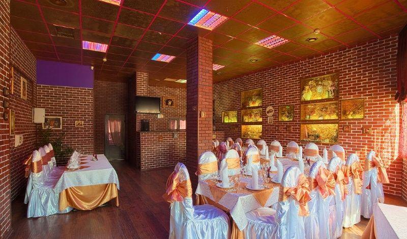 ресторан у близнецов краснодар фото