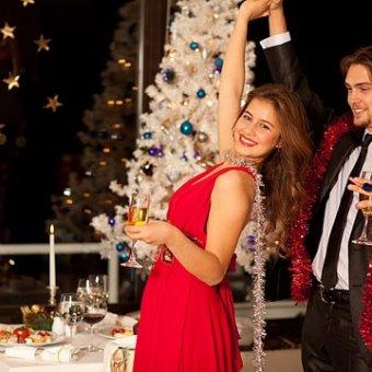 Рестораны Краснодара с новогодней программой