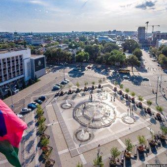 День города Краснодара 2017: программа мероприятий