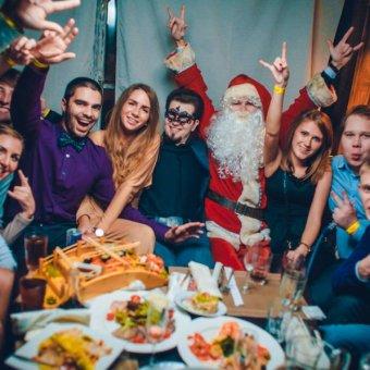 Где отмечать новогодний корпоратив в Краснодаре?