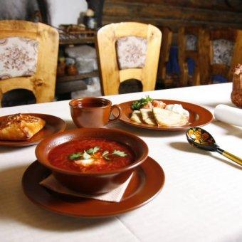 Рестораны русской кухни в Краснодаре