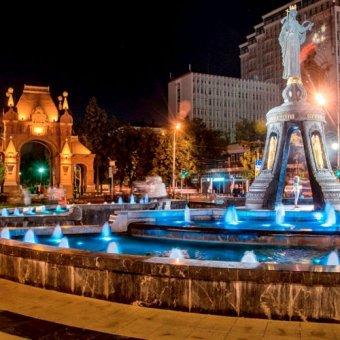Куда пойти вечером в Краснодаре?