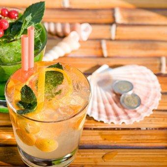 Летние освежающие коктейли в домашних условиях