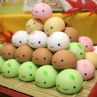 Моти — японские сладости из риса