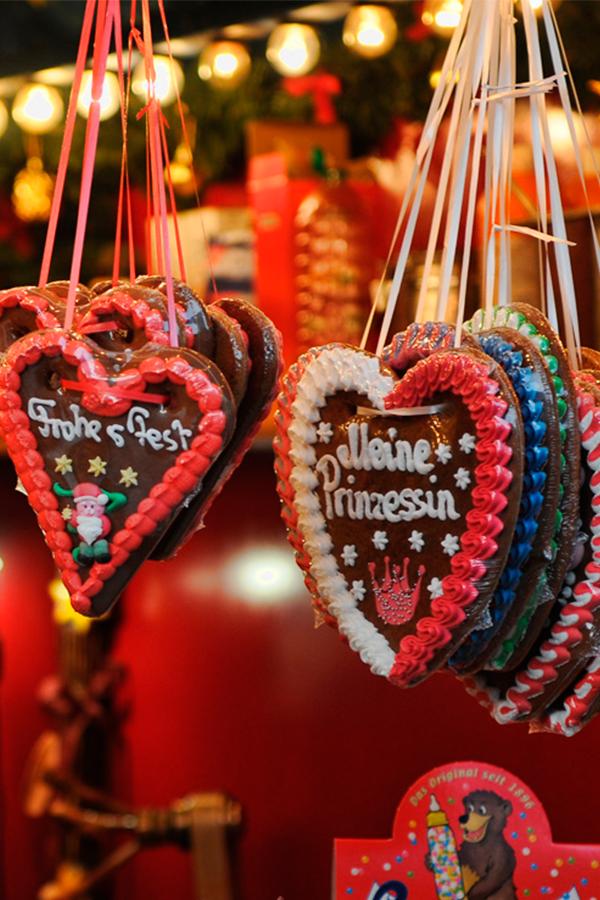 Новогодние ярмарки в Краснодаре
