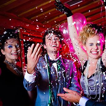 Где заказать столик в Краснодаре на Новый год?