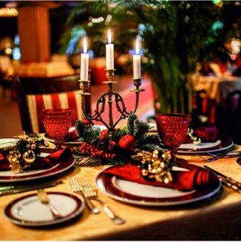 Рестораны Краснодара на новогоднюю ночь