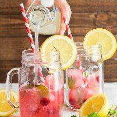 Жара в Краснодаре: летние напитки без сахара и алкоголя