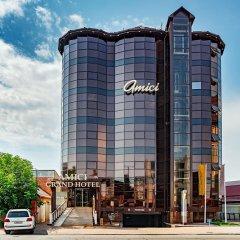 Отель с рестораном Amici Grand Hotel Краснодар