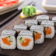 Суши и макидзуси - ваше разнообразие в еде