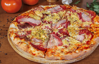 Дар-пицца на ул. 1 Мая