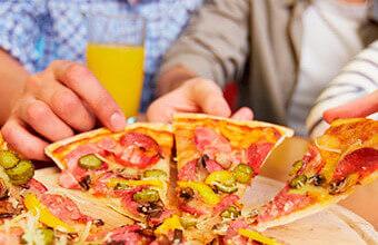 Дар-пицца на Дзержинского, 42