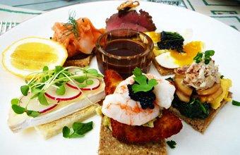Датская кухня