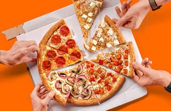 Додо Пицца на 40-летия Победы