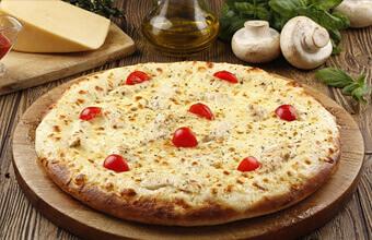 ЁХА-пицца в OZ Mall