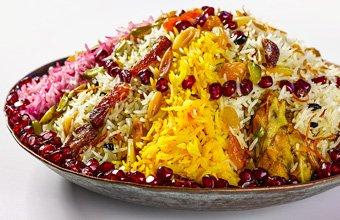 Иранская кухня