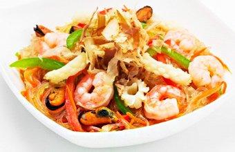 Морская и морепродукты