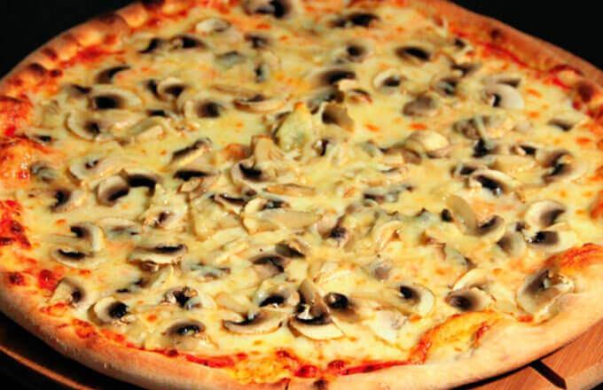 оригинальные рецепты пиццы с фото