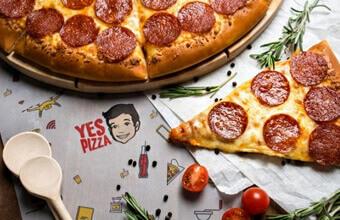 Yes, Pizza в ТЦ МЕГА Адыгея-Кубань