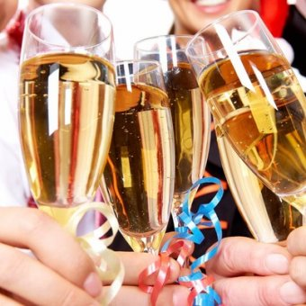 Выбрать ресторан для корпоратива на Новый год