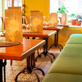 Новый Год 2016 в кафе «Базилик»