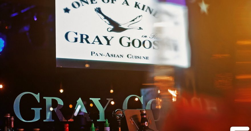 Happy Birthday Gray Goose Cafe!