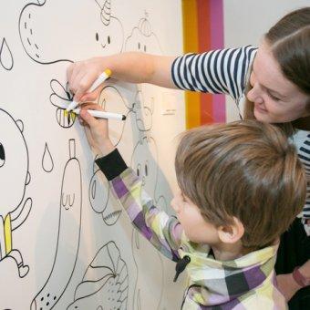 Рестораны с детской комнатой в Краснодаре