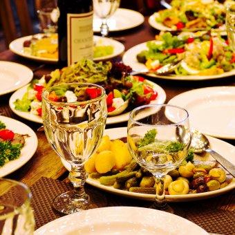 Какой ресторан в Краснодаре выбрать на новый год?