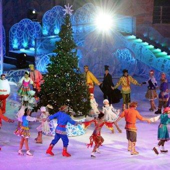 Новогодние елки в Краснодаре для детей 2017