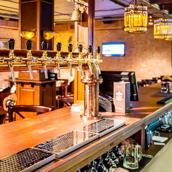 Новый год 2016 в пивоварне «Brauhaus»