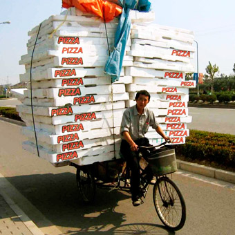 Пиццерии Краснодара с доставкой