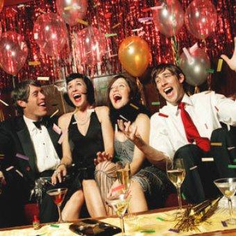 Рестораны на Новый Год 2016 в Краснодаре