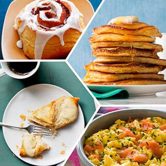 Самые популярные завтраки