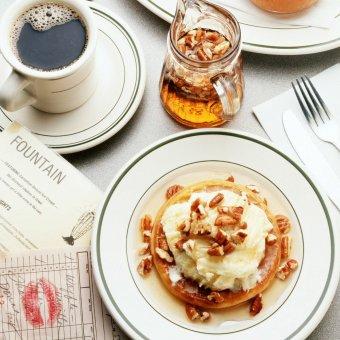 Где можно поесть в Краснодаре в 7 утра?
