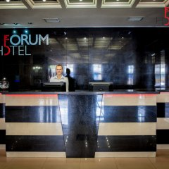 Ресторан отеля Форум в Краснодаре