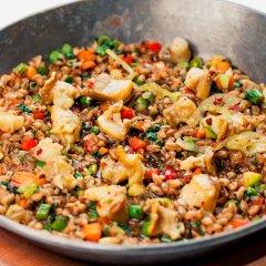 Азиатские блюда в ресторане Коралловые Бусы