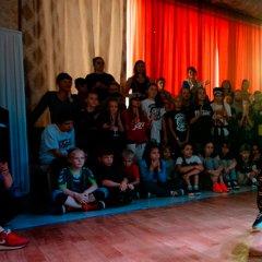 В АртИшок прошел детский танцевальный батлл
