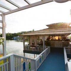 Ресторан «СтанЪ» на берегу реки Кубань