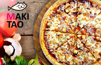Makitao Макитао пиццерия